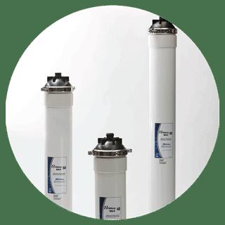 Ultrafiltration (UF) & Microfiltration (MF)